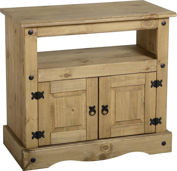 - KJ Antique Pine TV Cabinet – K&J Group